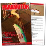 Paramotor Magazine, Issue No 19, June & July 2010